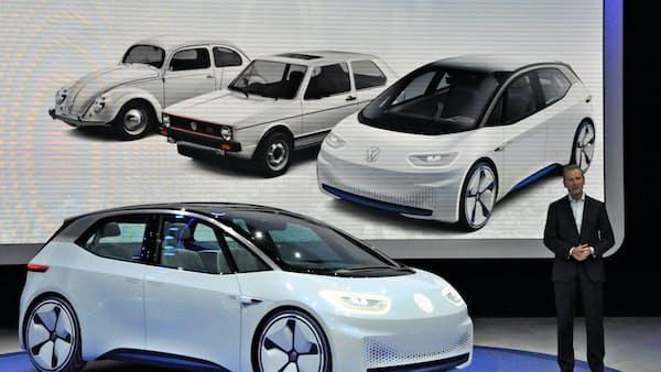 日産・VW不在のパリ自動車ショー 熱気乏しく