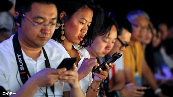 中国、プライバシーへの意識向上をてこに監視強化