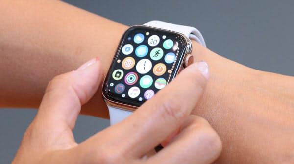 アップルはアップルウオッチに搭載されたトランシーバーアプリを一時的に使えなくしたと明らかにした