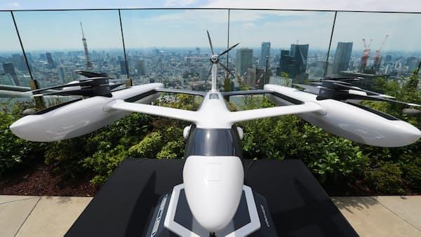 自動車の未来(下) 「空飛ぶクルマ」好機見極めを