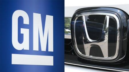 ホンダとGMは2013年にまず燃料電池車(FCV)で提携した