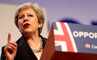 アイルランドとの関係が英国のEU離脱交渉を難しくしている=ロイター