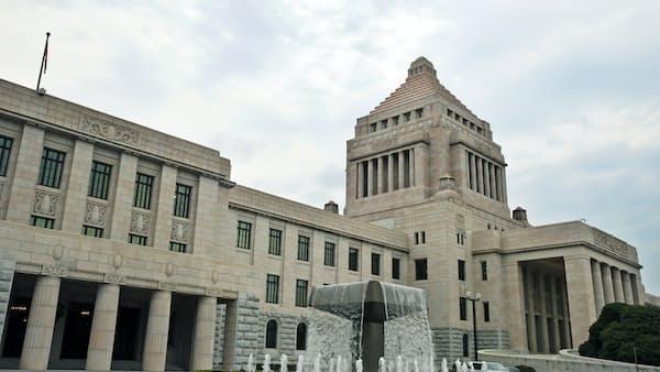 臨時国会、補正予算案や入管法焦点に 審議時間確保難しく