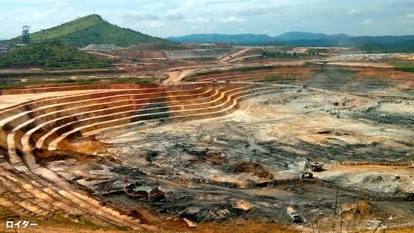 金鉱山再編に透ける2つの頭打ち感