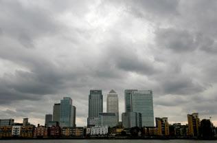 ロンドンは世界一の金融街の座を明け渡した=ロイター