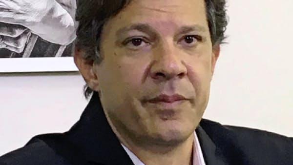 ブラジル大統領選、ルラ氏後継候補の支持率が急伸