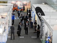 IoTや電気自動車など約100企業・団体が出展した「京都スマートシティエキスポ」