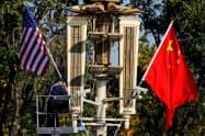 米国と中国が貿易戦争をめぐり新たな協議の枠組み作りを目指す