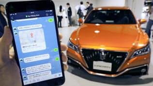 トヨタも自社の技術のMaaSへの活用に意欲を見せる