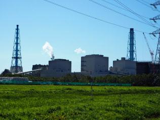 苫東厚真火力発電所は順次再稼働している(北海道厚真町)