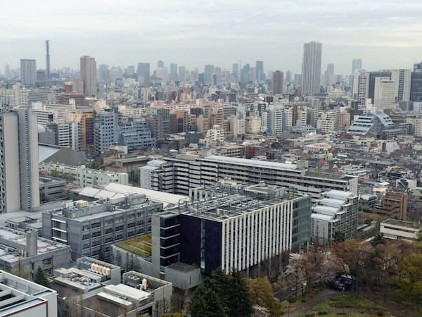 東京都内のマンション