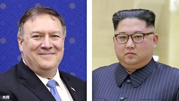 米朝、首脳再会談の見通し立たず 南北協力にも影
