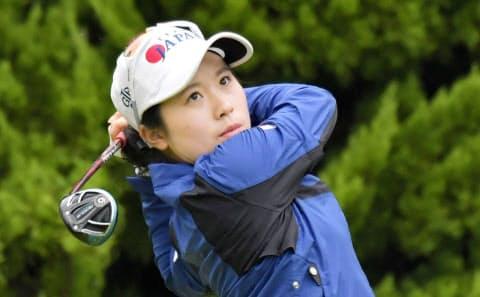 西村は堅実なゴルフが持ち味だ=共同