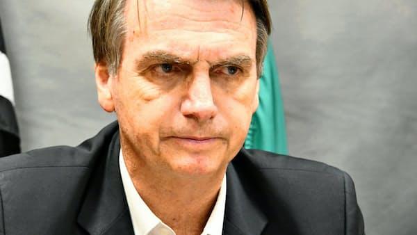 ブラジル大統領選、28日の決選投票へ 左派候補劣勢で市場は好感