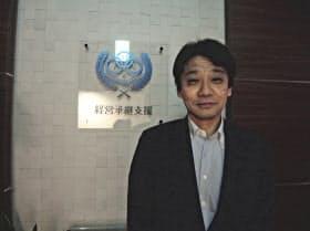笹川敏幸社長