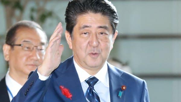 首相「訪中は再来週後半に」 16日から欧州3カ国訪問