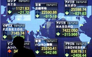 世界の株式市場では6~7割がアルゴリズム取引という分析もある