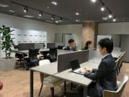 京王電鉄が京王プラザホテル多摩に開設するテレワークオフィス(東京都多摩市)