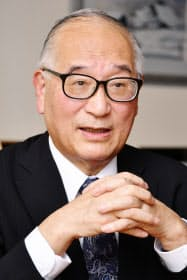 石田寛人 元科学技術庁(現文部科学省)事務次官