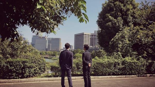 国会ロケ地めぐり(写真でみる永田町)