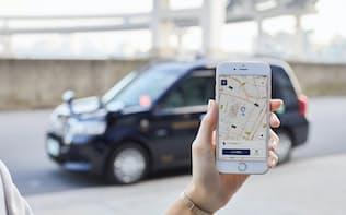 ジャパンタクシーの配車アプリは550万ダウンロードを突破した