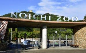 高知県立のいち動物公園(高知県香南市)=共同