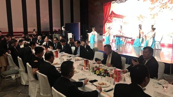 中国の地方政府「日本詣で」再び 投資説明会が倍増