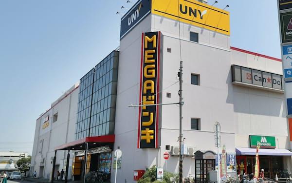 ピアゴ座間店から変わったMEGAドン・キホーテUNY座間店(神奈川県座間市)