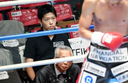 金融の世界からボクシング界に転じた