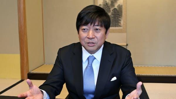TKP社長、大塚家具へ追加出資を否定 「事業提携で支援」