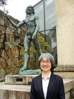 おおはら・あかね 1967年生まれ。京都で育つ。一橋大経卒。信託銀行系の金融工学に関する研究所勤務などを経て2000年大原美術館理事。11年専務理事。16年7月から理事長。趣味は最近始めた囲碁。