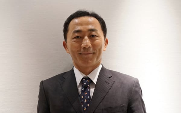 CBRE日本法人社長兼最高経営責任者の坂口英治氏