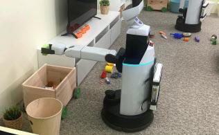 プリファードネットワークスのお片付けロボット