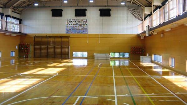 東京都品川区、全小中学校の体育館に冷暖房