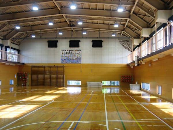 東京都品川区は全ての区立小中学校の体育館に冷暖房を設け熱中症などから子どもを守る