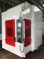 エンジン部品にレーザーで金属の肉盛り加工と溶射加工ができる