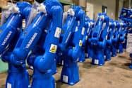 自動化投資の盛り上がりが産業用ロボットの販売を押し上げる