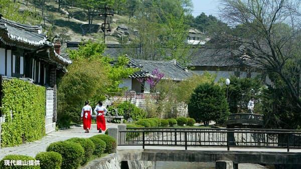 統一コリアの首都はどこか 韓国で「開城」説