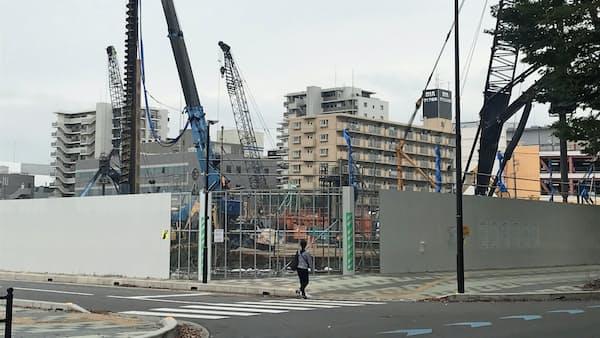 さいたま新都心駅東側、再開発始動 大規模マンションなど
