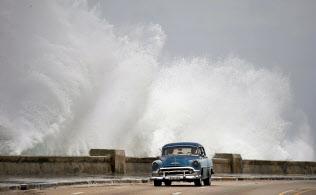 ハリケーン「マイケル」は米フロリダ州などに大きな被害をもたらした=AP