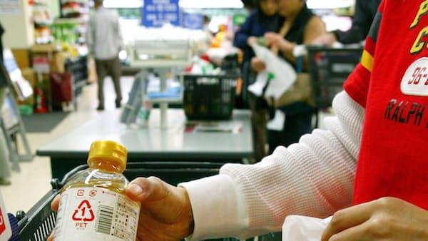 レジ袋有料化、コンビニも対象 環境省が素案提示