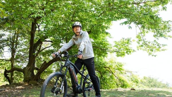 消費の坂上る「eバイク」 中高年男性に人気