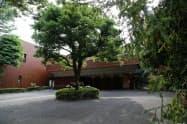 東急コミュニティーがレストラン・会議室運営を受託した東京大学の「山上会館」(東京・文京)