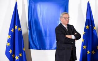 ユンケル欧州委員長の後任選びが本格化してきた(欧州委員会提供)