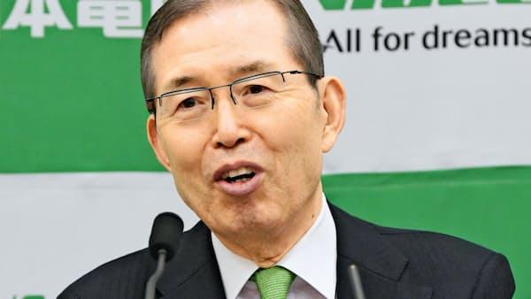 日本電産の永守会長「見通しは絶えず慎重に」