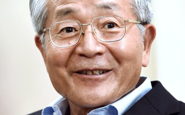 安斎隆氏(セブン銀行特別顧問)