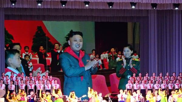 北朝鮮の英雄主義とコンプレックス