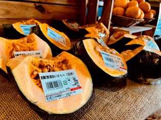 北海道の野菜は本州でもこの時期に主力(東京の小売店)