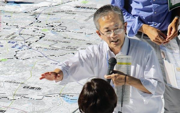 名古屋大学教授の福和伸夫さん(61)