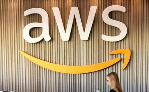 アマゾンはクラウドサービス「AWS」で高いシェアを持つ=ロイター